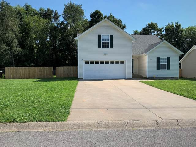 1368 Jenny Ln, Clarksville, TN 37042 (MLS #RTC2177965) :: Team Wilson Real Estate Partners