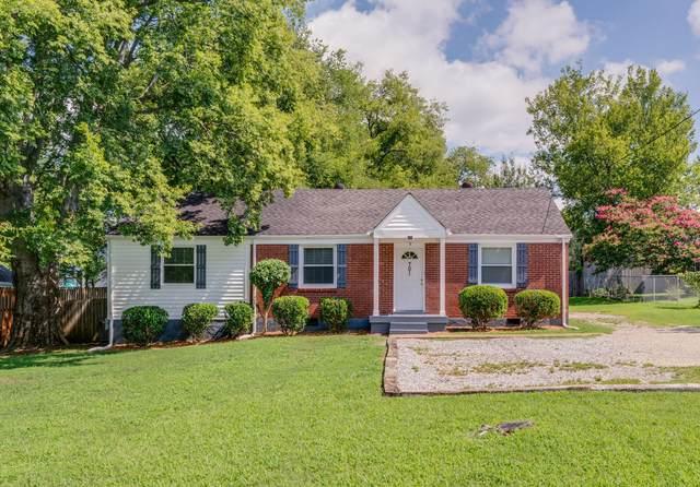 701 Blackstone Ave, Madison, TN 37115 (MLS #RTC2178029) :: Kimberly Harris Homes