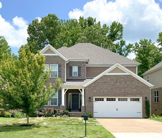 724 Bench Ln, Mount Juliet, TN 37122 (MLS #RTC2178034) :: Team George Weeks Real Estate