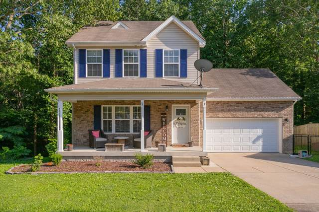 1110 Heather Dr, Goodlettsville, TN 37072 (MLS #RTC2178037) :: Benchmark Realty