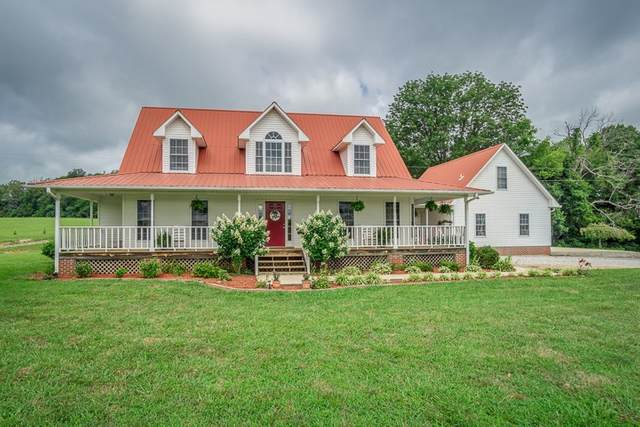 839 Cooper Rd, Morrison, TN 37357 (MLS #RTC2178064) :: Nashville on the Move