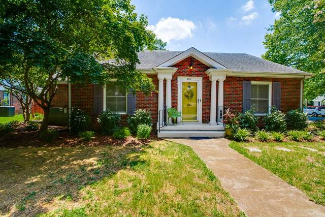 800 E Bell St, Murfreesboro, TN 37130 (MLS #RTC2178066) :: Exit Realty Music City