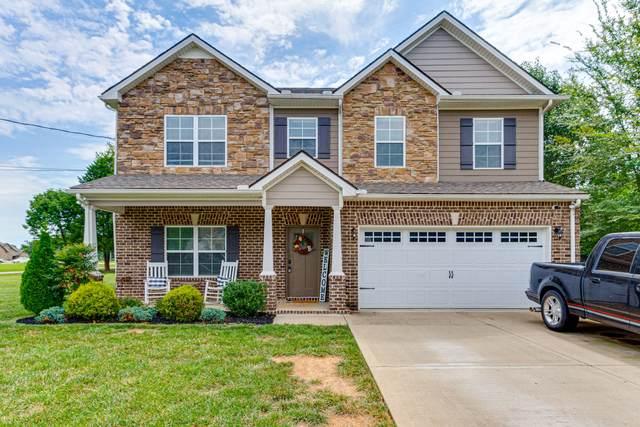 901 W Sagefield Dr, Smyrna, TN 37167 (MLS #RTC2178097) :: DeSelms Real Estate