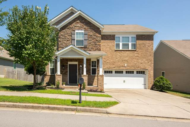 1627 Stonewater Dr, Hermitage, TN 37076 (MLS #RTC2178101) :: Armstrong Real Estate