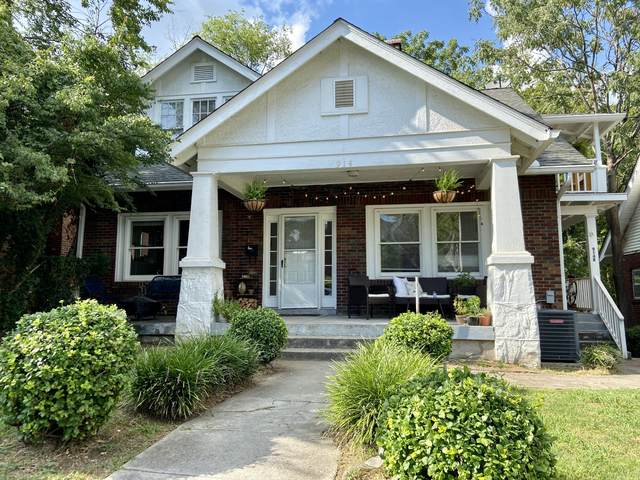 914 Waldkirch Ave, Nashville, TN 37204 (MLS #RTC2178164) :: Felts Partners