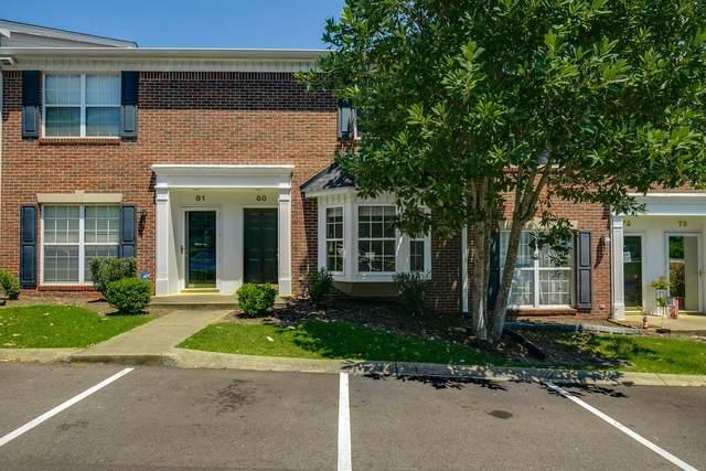 2121 Hwy 12S #80, Ashland City, TN 37015 (MLS #RTC2178166) :: RE/MAX Homes And Estates