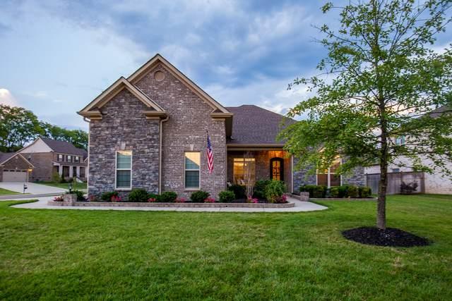 8001 Brightwater Way, Spring Hill, TN 37174 (MLS #RTC2178196) :: DeSelms Real Estate