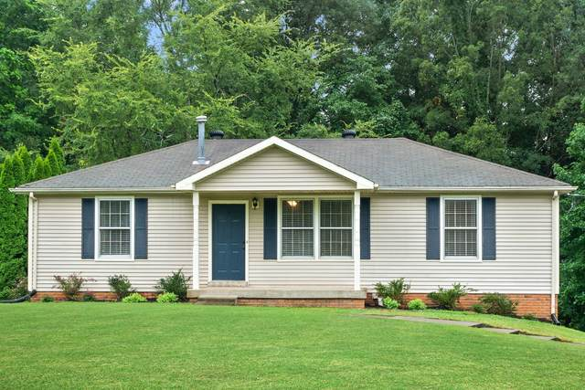 2706 Knob Ct, Clarksville, TN 37043 (MLS #RTC2178254) :: Your Perfect Property Team powered by Clarksville.com Realty