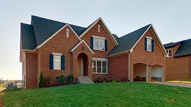 8024 Brightwater Way Lot 498, Spring Hill, TN 37174 (MLS #RTC2178296) :: Nashville on the Move
