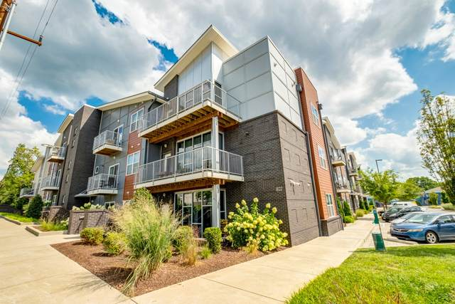1122 Litton Ave #207, Nashville, TN 37216 (MLS #RTC2178476) :: The Milam Group at Fridrich & Clark Realty