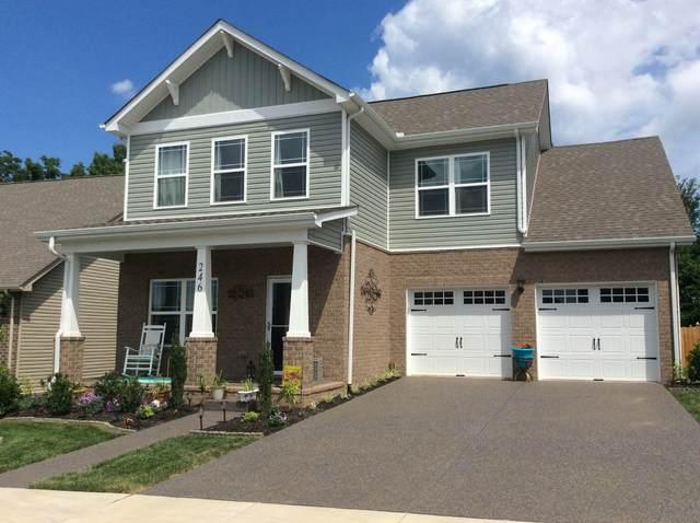 246 Telavera Dr, White House, TN 37188 (MLS #RTC2178495) :: Village Real Estate