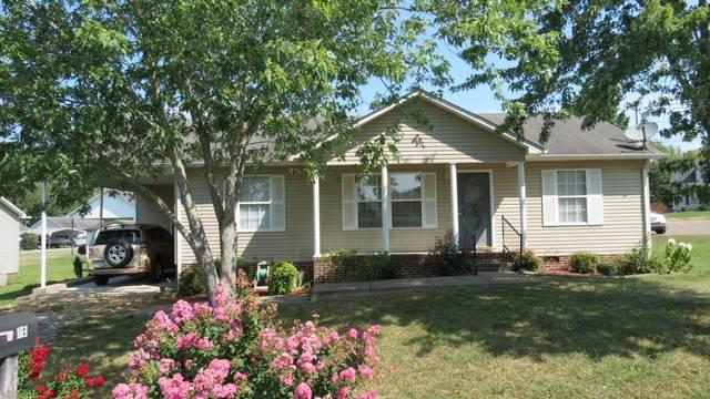 103 Jamie Ct., Shelbyville, TN 37160 (MLS #RTC2178508) :: Oak Street Group