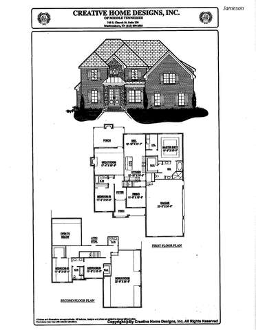 7018 Silver Fox St, Smyrna, TN 37167 (MLS #RTC2178511) :: DeSelms Real Estate