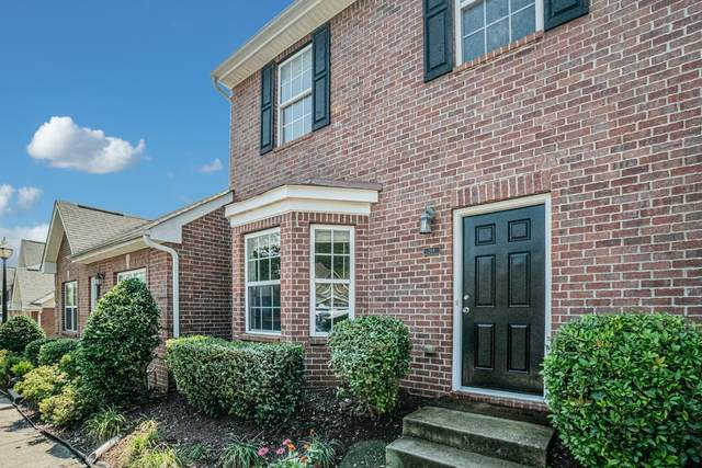 1101 Downs Blvd #268, Franklin, TN 37064 (MLS #RTC2178560) :: The Helton Real Estate Group