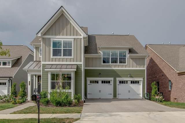 5017 Viola Ln, Franklin, TN 37069 (MLS #RTC2178602) :: Village Real Estate