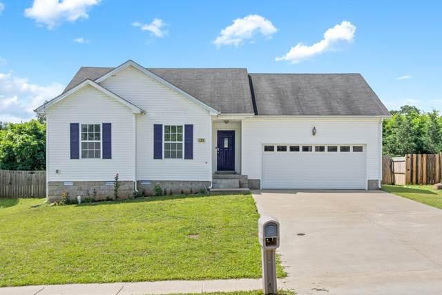 369 Andrew Dr, Clarksville, TN 37042 (MLS #RTC2178611) :: Village Real Estate