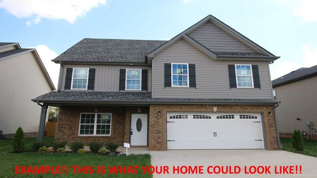 264 The Groves At Hearthstone, Clarksville, TN 37040 (MLS #RTC2178660) :: HALO Realty