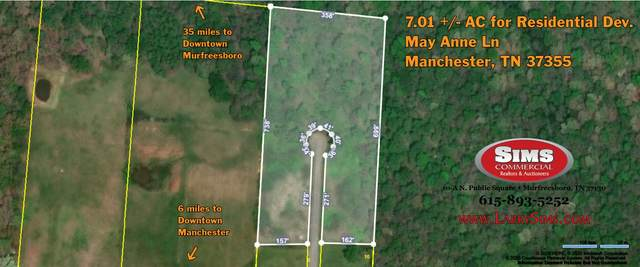 0 May Anne Ln, Manchester, TN 37355 (MLS #RTC2178676) :: Stormberg Real Estate Group