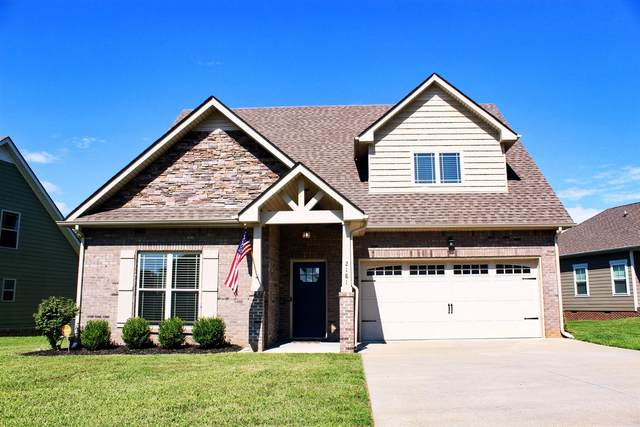 2181 Fairfax Dr, Clarksville, TN 37043 (MLS #RTC2178697) :: Your Perfect Property Team powered by Clarksville.com Realty
