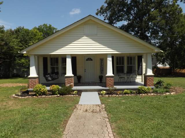 409 E Mclean St, Manchester, TN 37355 (MLS #RTC2178698) :: Village Real Estate