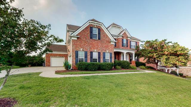 702 Tyneside Cir, Brentwood, TN 37027 (MLS #RTC2178711) :: Hannah Price Team