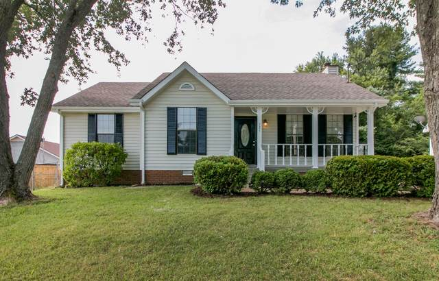 121 Cunningham Pl, Clarksville, TN 37042 (MLS #RTC2178715) :: Your Perfect Property Team powered by Clarksville.com Realty
