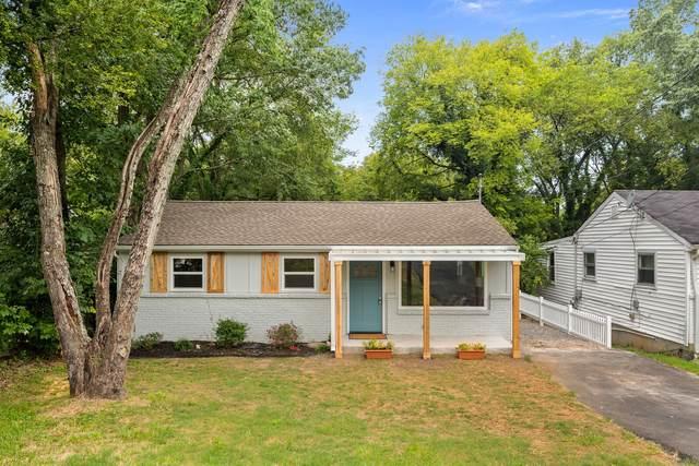 2750 Jones Ave, Nashville, TN 37207 (MLS #RTC2178730) :: RE/MAX Homes And Estates