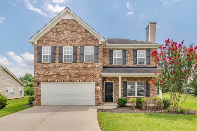 2081 Longhunter Chase Dr, Spring Hill, TN 37174 (MLS #RTC2178734) :: DeSelms Real Estate