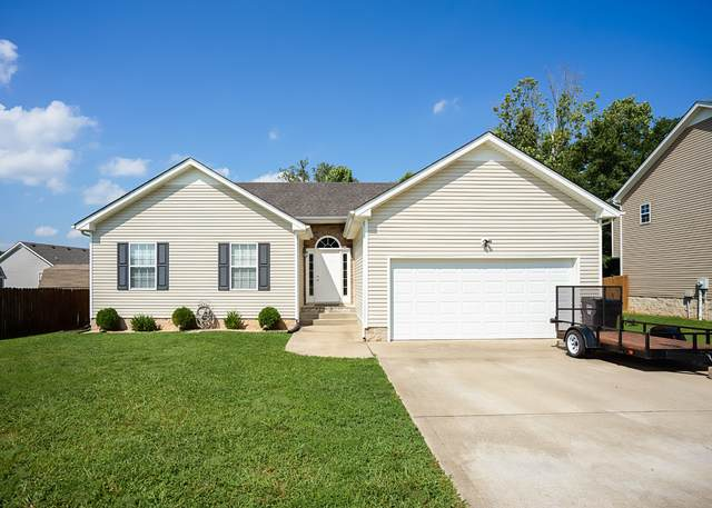 1660 Broad Cir, Clarksville, TN 37042 (MLS #RTC2178738) :: Your Perfect Property Team powered by Clarksville.com Realty
