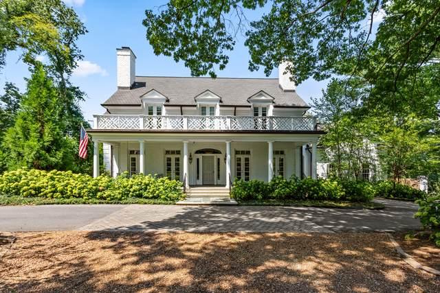 811 Lynnbrook Rd, Nashville, TN 37215 (MLS #RTC2178791) :: Armstrong Real Estate