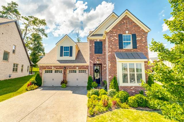 1263 Maybelle Pass, Nolensville, TN 37135 (MLS #RTC2178798) :: Village Real Estate