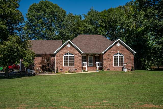 408 White Oak Trl, Spring Hill, TN 37174 (MLS #RTC2178894) :: DeSelms Real Estate