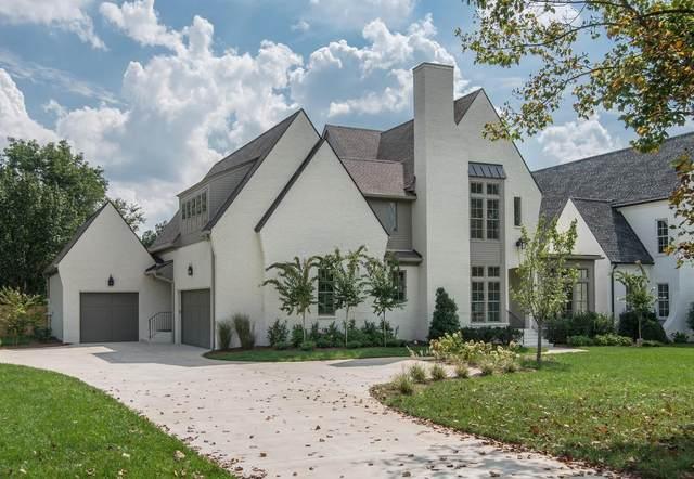1809 Graybar Ln, Nashville, TN 37215 (MLS #RTC2178941) :: RE/MAX Homes And Estates
