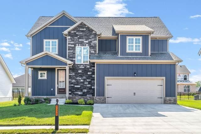 533 Dexter Dr, Clarksville, TN 37043 (MLS #RTC2178998) :: Stormberg Real Estate Group