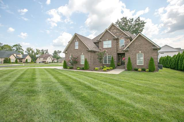 1014 Empire Blvd, Murfreesboro, TN 37130 (MLS #RTC2179031) :: DeSelms Real Estate