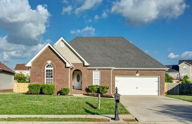 1173 Chinook Cir, Clarksville, TN 37042 (MLS #RTC2179125) :: DeSelms Real Estate