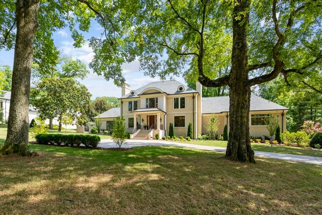 831 Tyne Boulevard, Nashville, TN 37220 (MLS #RTC2179140) :: RE/MAX Homes And Estates