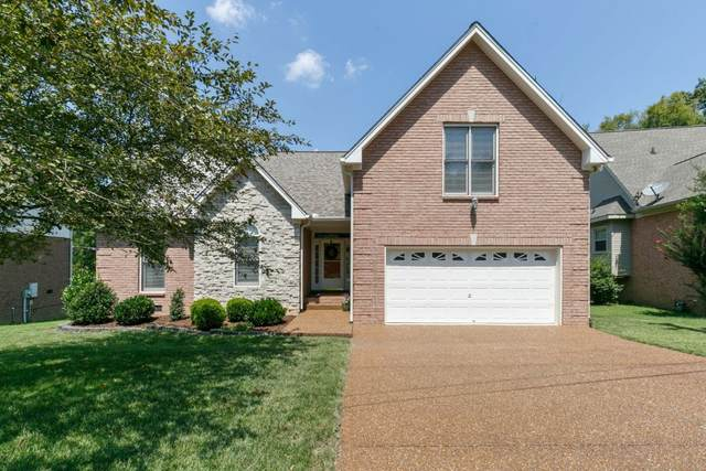 909 Wonderland Pass, Hermitage, TN 37076 (MLS #RTC2179151) :: PARKS