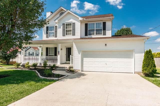 1022 Ridge Trl, Goodlettsville, TN 37072 (MLS #RTC2179160) :: Village Real Estate