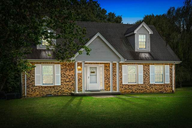 1015 Foxmoor Dr, Clarksville, TN 37042 (MLS #RTC2179330) :: John Jones Real Estate LLC