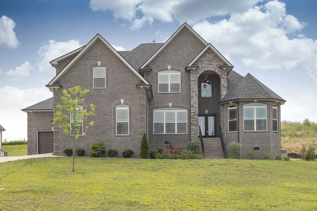 160 Dobson Knob Trl, Nolensville, TN 37135 (MLS #RTC2179350) :: DeSelms Real Estate
