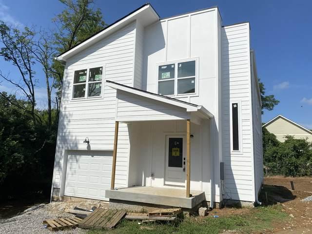 1510 Riverside Dr Unit 2, Nashville, TN 37206 (MLS #RTC2179367) :: Village Real Estate
