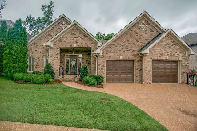 537 Summit Oaks Ct, Nashville, TN 37221 (MLS #RTC2179407) :: Felts Partners