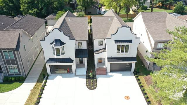 1493A Woodmont Blvd, Nashville, TN 37215 (MLS #RTC2179472) :: RE/MAX Homes And Estates