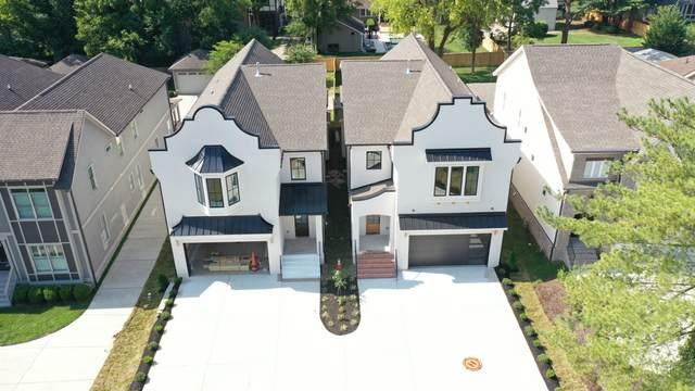 1493A Woodmont Blvd, Nashville, TN 37215 (MLS #RTC2179472) :: Nashville on the Move
