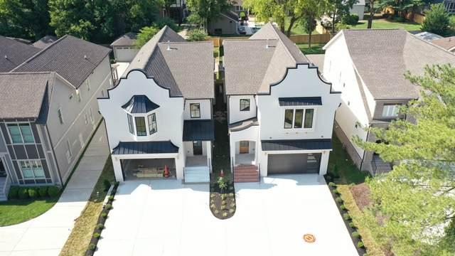 1493B Woodmont Blvd B, Nashville, TN 37215 (MLS #RTC2179474) :: Nashville on the Move