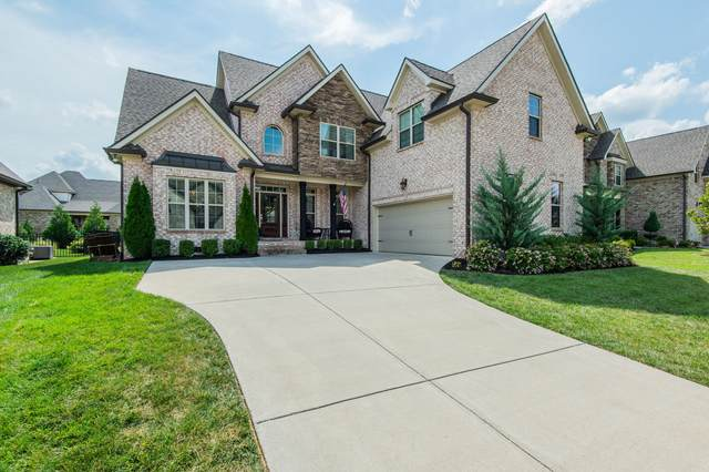 4043 Haversack Dr, Spring Hill, TN 37174 (MLS #RTC2179586) :: HALO Realty