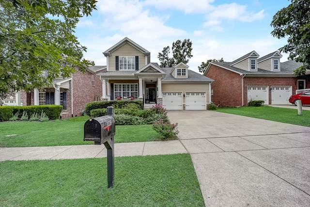 3339 Redmon Hl, Nolensville, TN 37135 (MLS #RTC2179619) :: DeSelms Real Estate