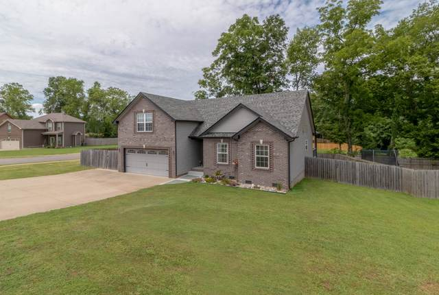 1925 Jackie Lorraine Dr, Clarksville, TN 37042 (MLS #RTC2179710) :: John Jones Real Estate LLC