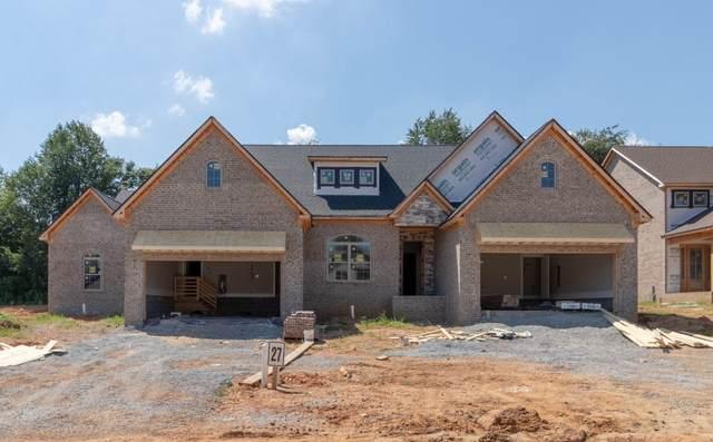 1092 Veridian Drive Unit 27B 27B, Clarksville, TN 37043 (MLS #RTC2179920) :: Oak Street Group
